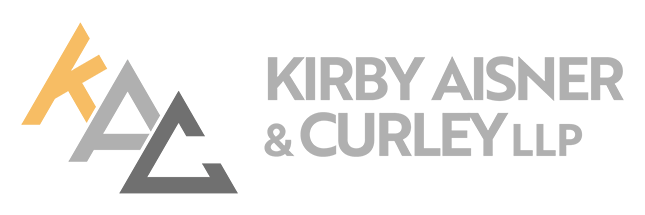Kirby Aisner & Curley LLP - New York Attorneys